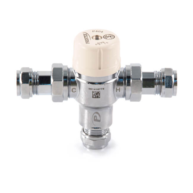 Pegler Thermostatic Mixing Valve TMV 2/3 - 22mm