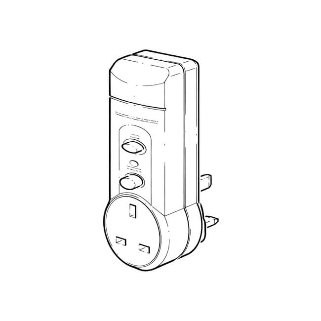 rcd plug - 7455