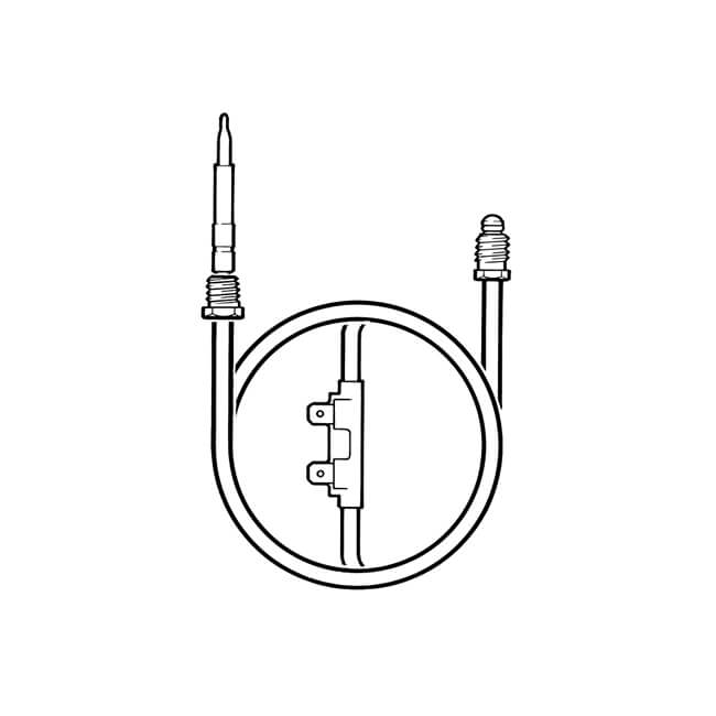 Thermocouple Replacement for Apollo 700mm Nickel
