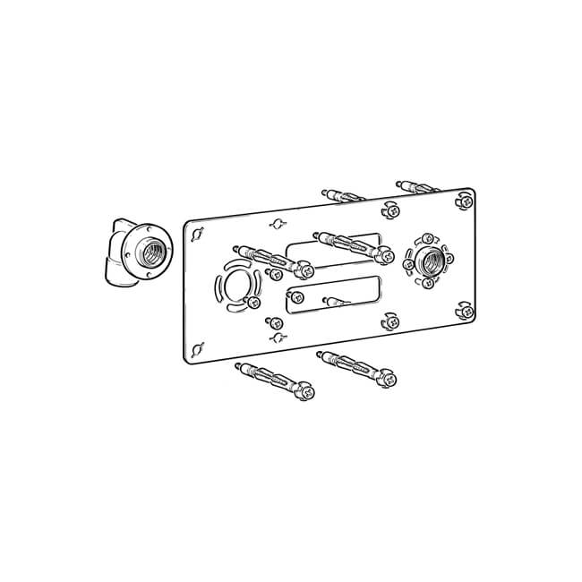 MULTIFIX Shower Fixing Kit