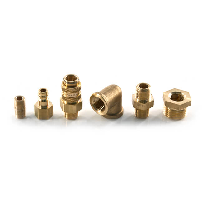 Quick Release Connector Kit - Screwed