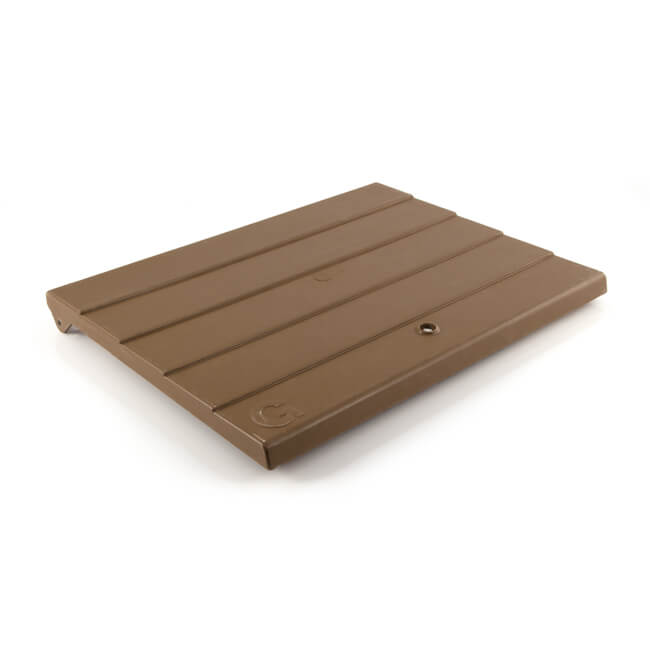 SPARE LID FOR BROWN SEMI-CONCEALED GAS BOX 477mm X 360