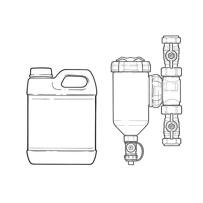 Sentinel Eliminator® Vortex 300 Protection Pack