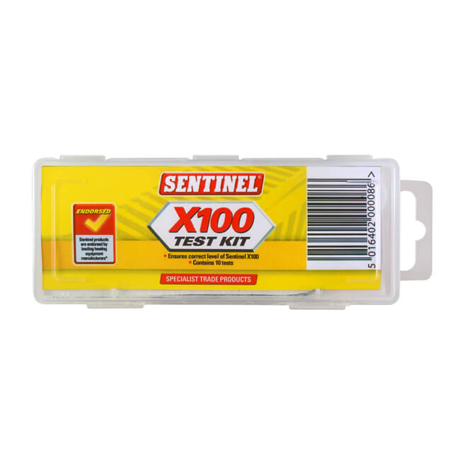 Sentinel X100 Central Heating Test Kit