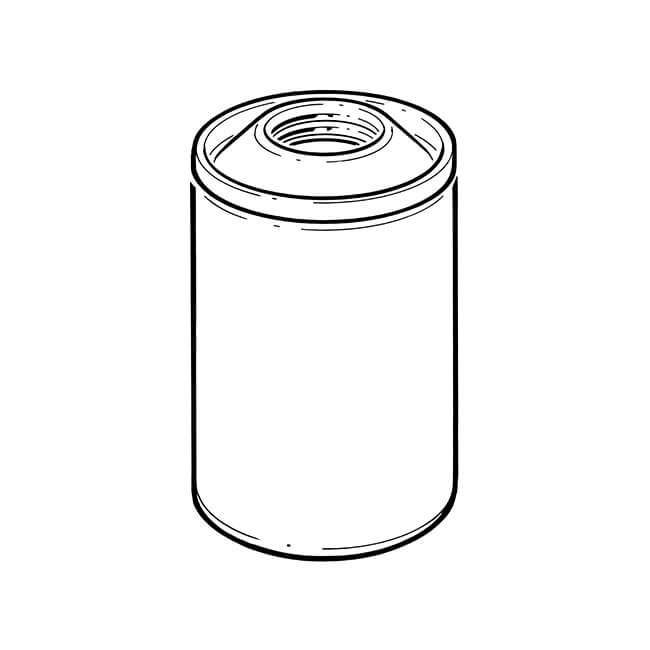 spare wix filter element and seal - 22727