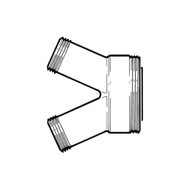 spirotrap flush connector - 21340