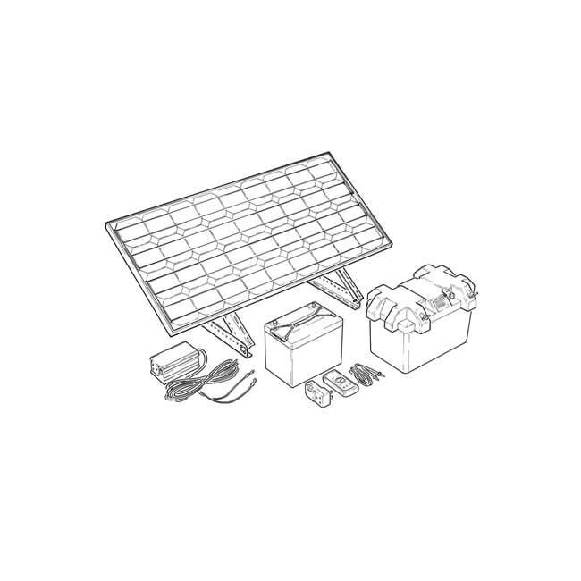 Sps60 Solar Power Station