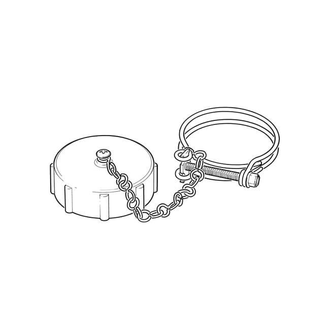 tank filler cap  u0026 chain - 10826
