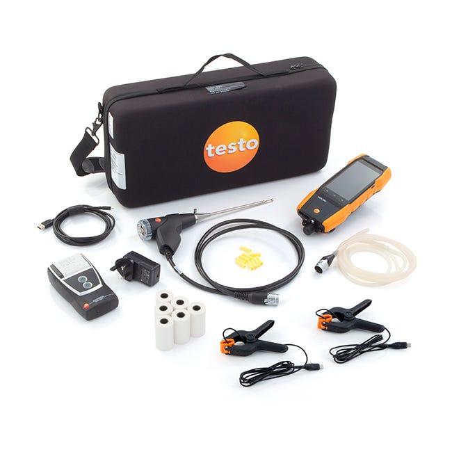 Testo 300 Flue Gas Analyser Advanced Kit