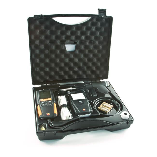 Testo 310 Flue Gas Analyser & Printer Kit