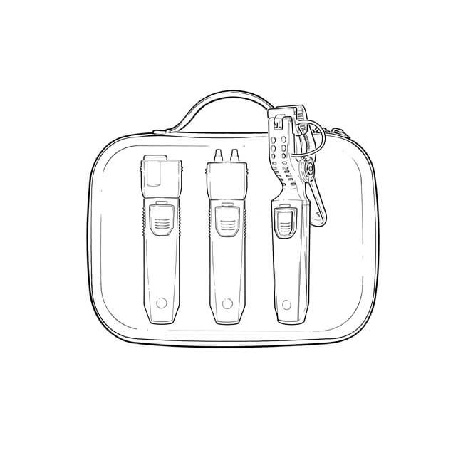 Testo Smart Probe Heating Set