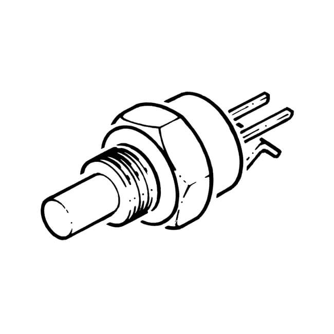 Thermistor Water Temperature Sensor For Ferroli 800320