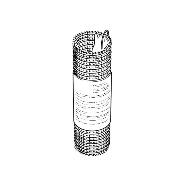 Oil Tank Dryer - Absorbs 1.59 Litres, 100mm dia.