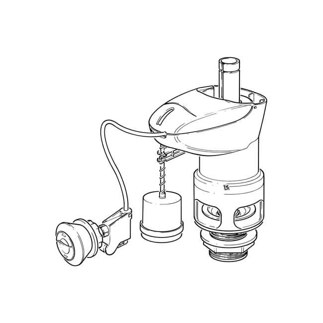torbeck u00ae dual flush valve
