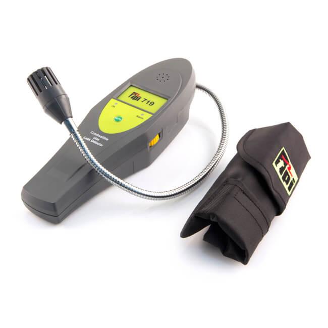 TPI 719 Gooseneck Gas Leak Detector