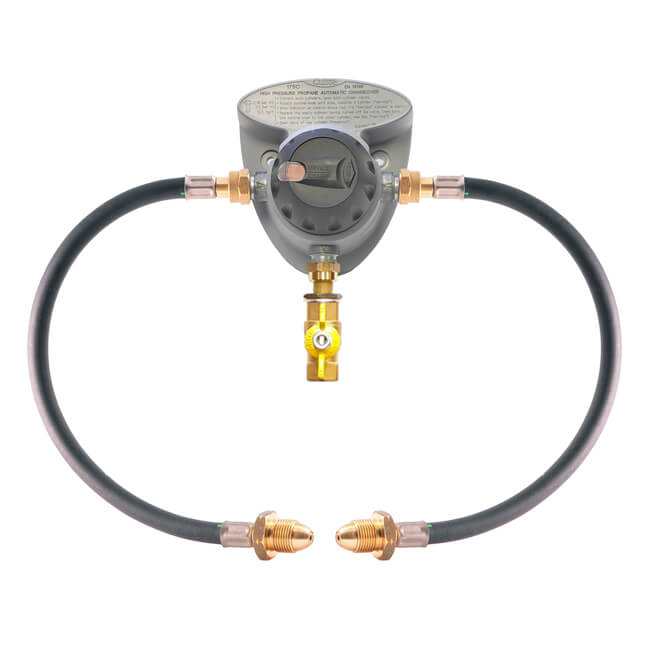Clesse Two Pack Automatic Changeover Kit