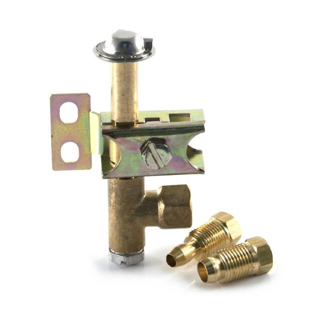 Pilot Burner Two-way Side - 4mm or 6mm