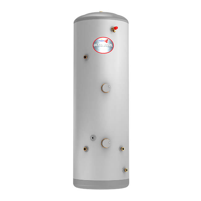 Ultrasteel Unvented Indirect Cylinder - 300 Litres