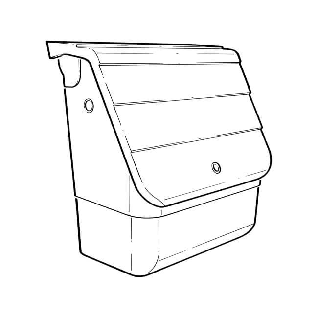 Unibox Universal Gas Meter Box