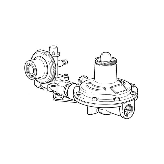 Clesse Propane Low Pressure Regulator