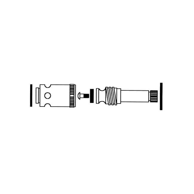 Aquajet AJVBF042 Valve Body for Bowl Filler