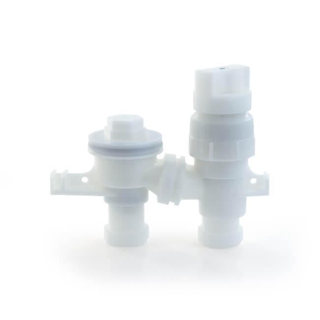 Groundbreaker 3™ Water Meter Box Water Manifold
