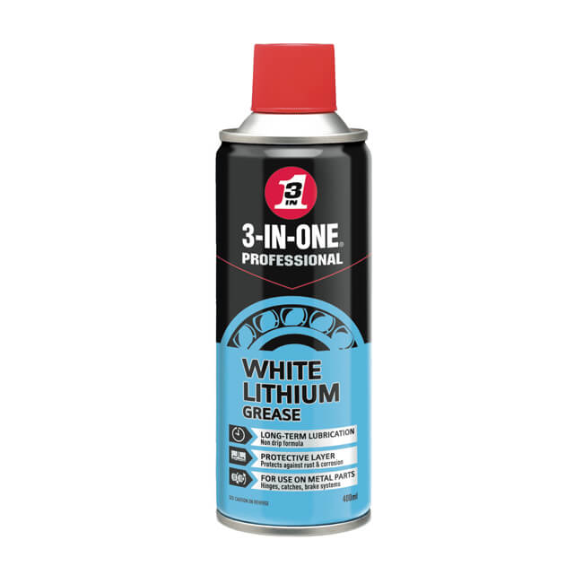 3 In One White Lithium Grease 16592 Lubricants
