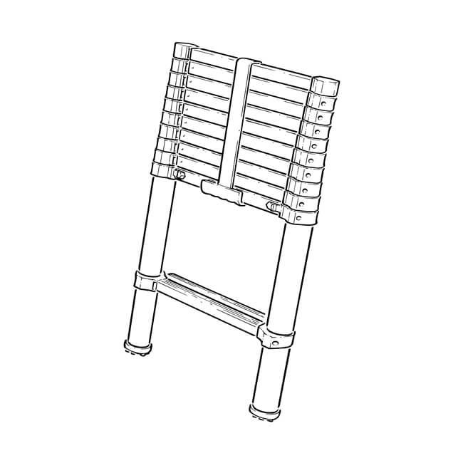 Xtend+Climb® Pro Series Telescopic Ladder - 3 2m - 23584